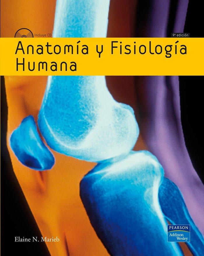 Fundamentos anatomia y fisiologia humana 9ºed