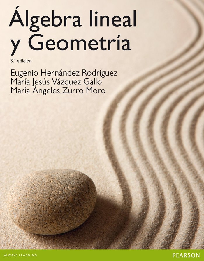 Algegra lineal y geometria 3º