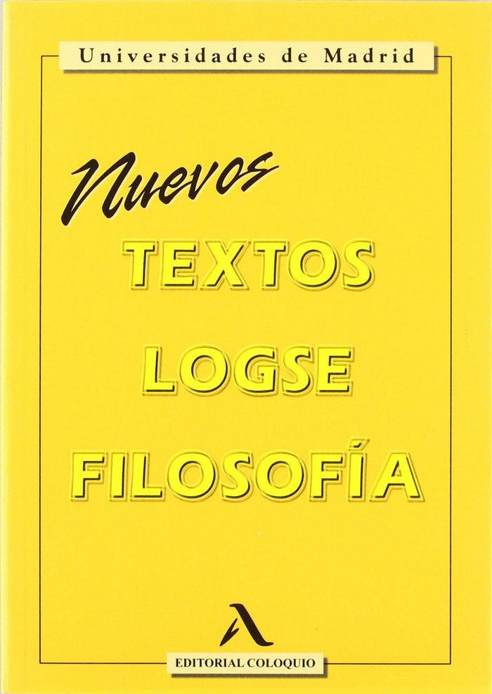 Textos filosofia logse