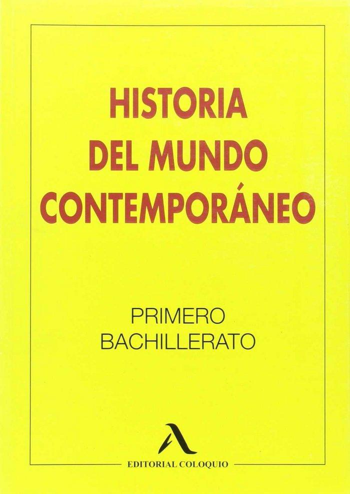 Historia del mundo contemporaneo 1ºnb 15
