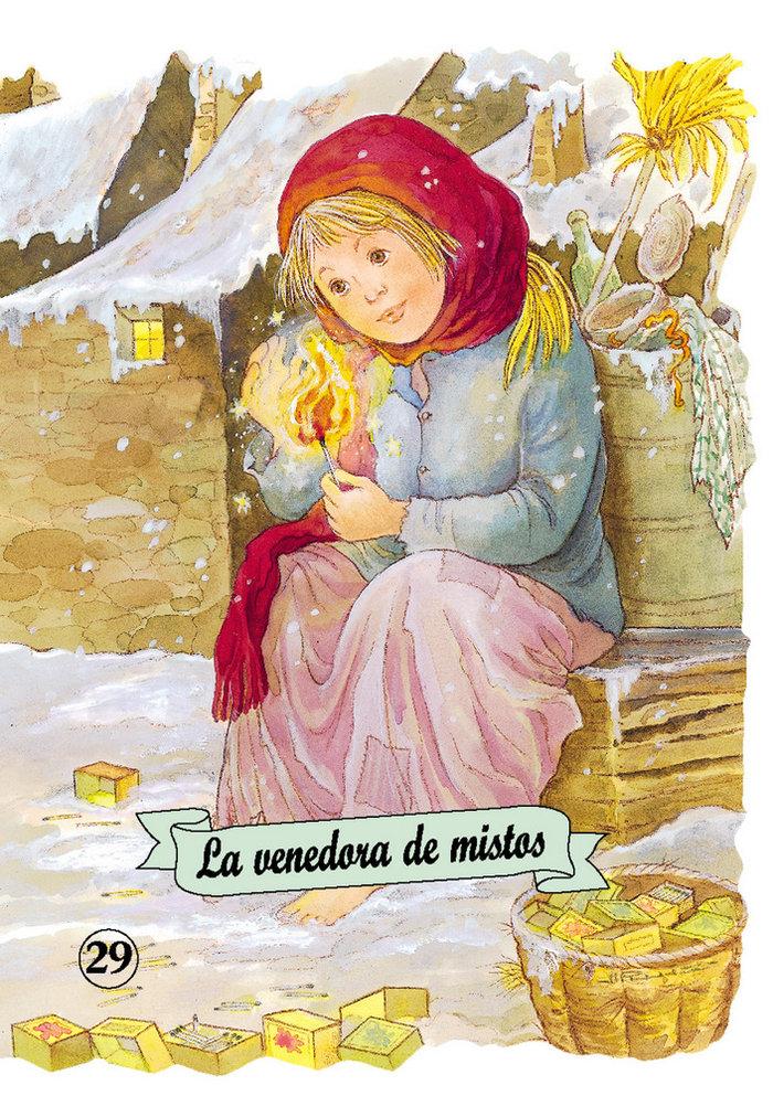 Venedora de mistos,la