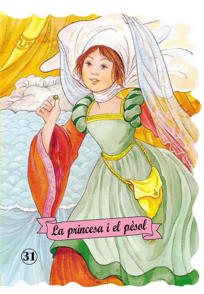Princesa i el pesol,la