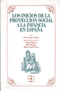 Inicios proteccion social infancia españ