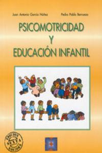 Sicomotricidad y educacion infantil