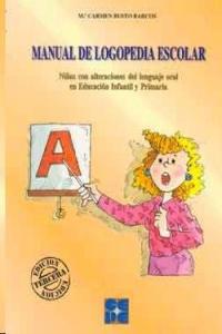 Manual logopedia escolar