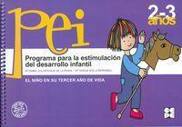Programa estimul.desarr.infantil 3 pei