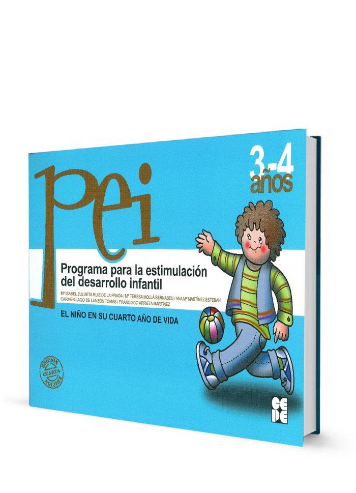 Programa estimul.desarr.infantil 4 pei