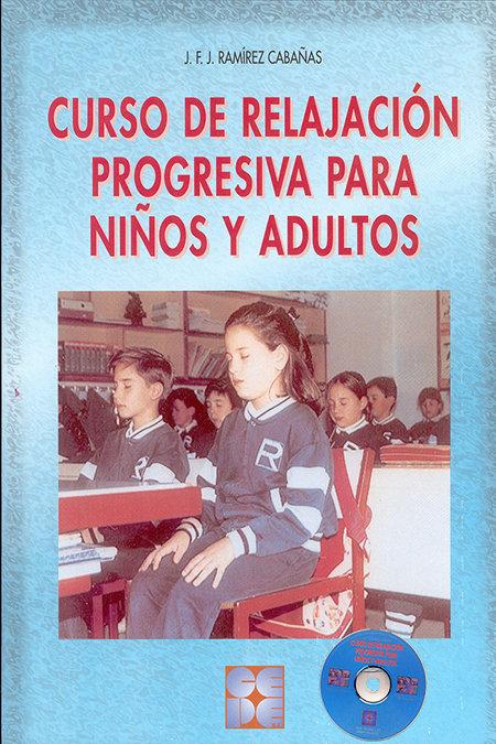 Curso relajacion progr.niños adultos+cd