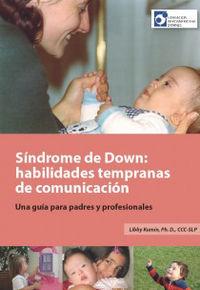 Sindrome de down habilidades tempranas de comunicacion