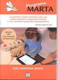 Programa marta 17 cuentos estimular habilidades comunica
