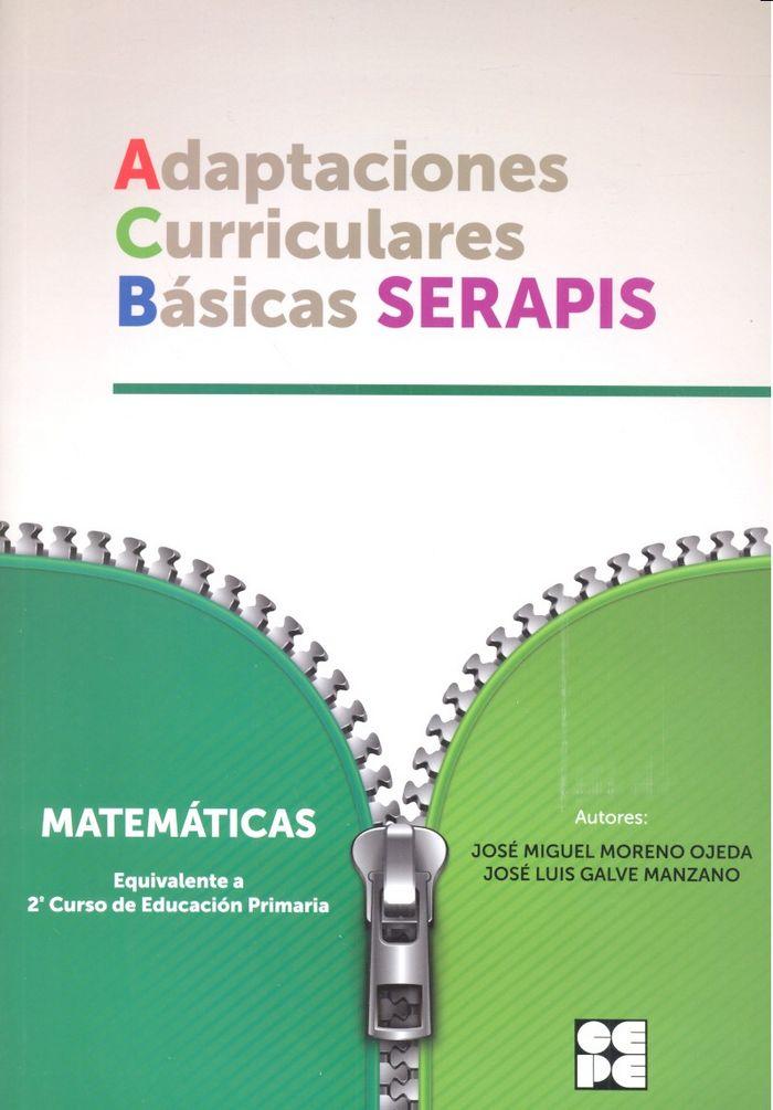 Acb serapis matematicas 2ºep adaptaciones curriculares basi