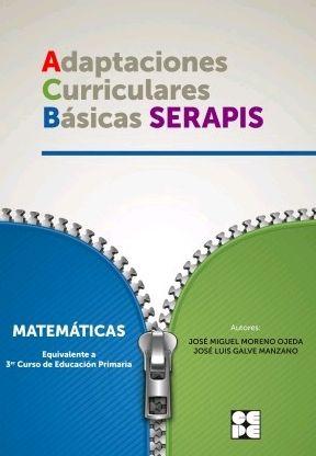 Acb serapis matematicas 3ºep adaptaciones curriculares basi