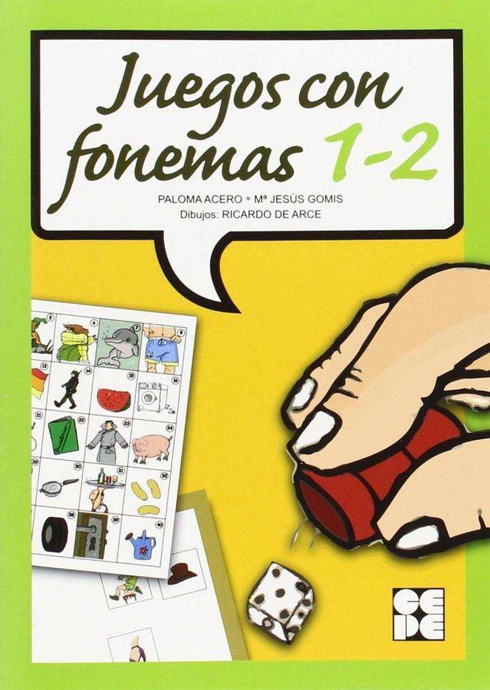 Juegos con fonemas. guia