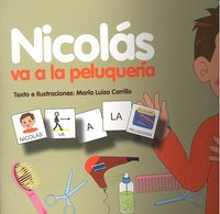 Nicolas va a la peluqueria