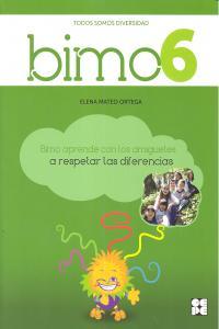 Bimo 6 aprende con los amiguetes a respetar las diferencias