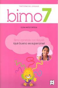 Bimo 7 aprende con nayeli que bueno es superarse