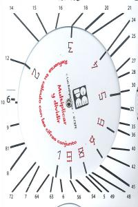 Disco calculador (multiplicar y dividir)