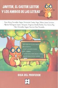 Javitor el castor lector y los amigos letras guia profesor