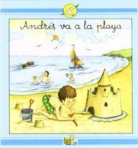 Andres se va a la playa