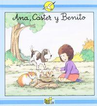 Ana caster y benito