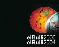Bulli 2003-2004 estuche castellano