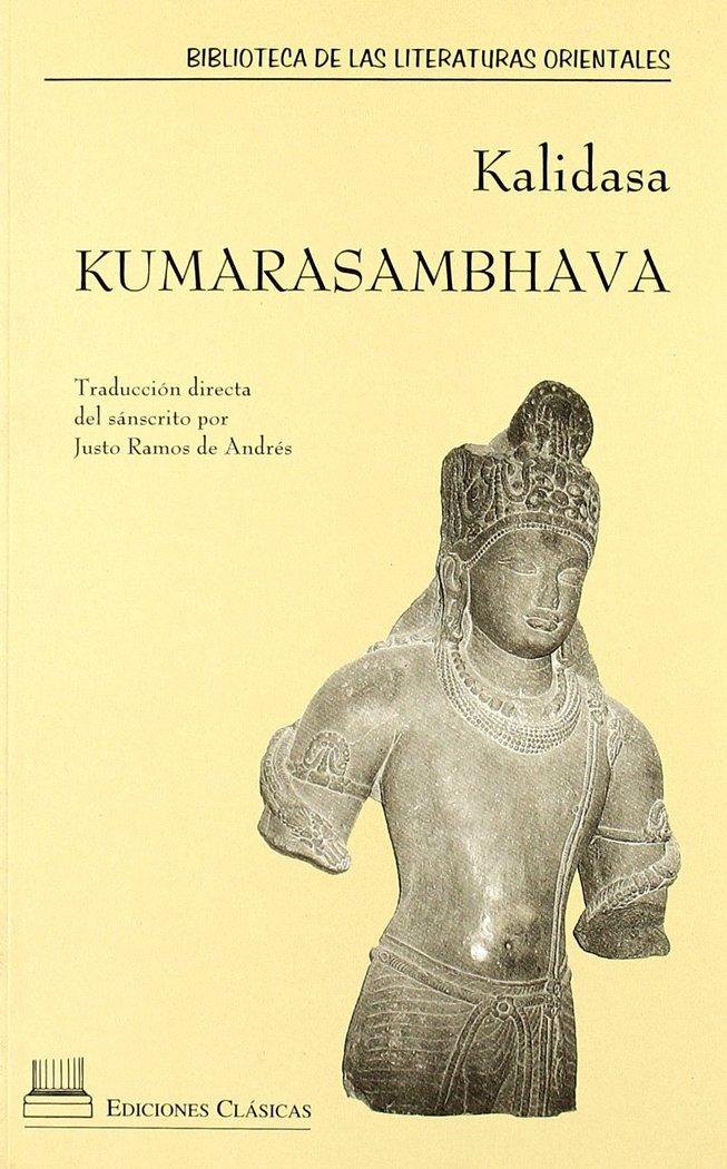 Kumarasambhava. kalidasa