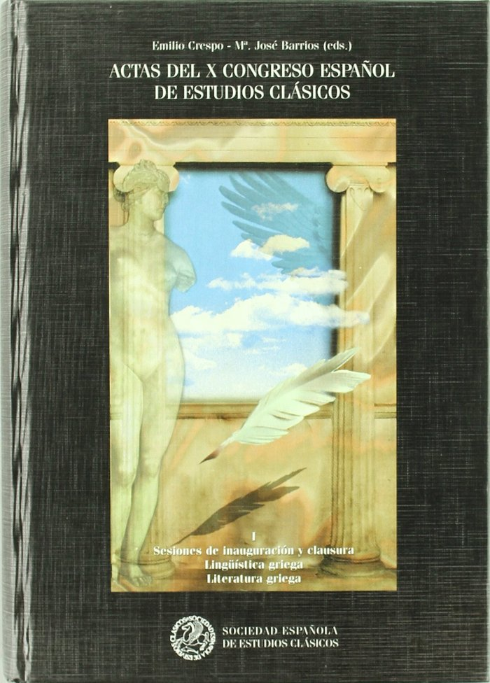 LingÜistica y literatura griegas. (t.i)