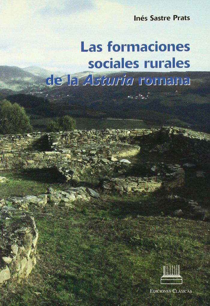 Formaciones sociales rurales (las)
