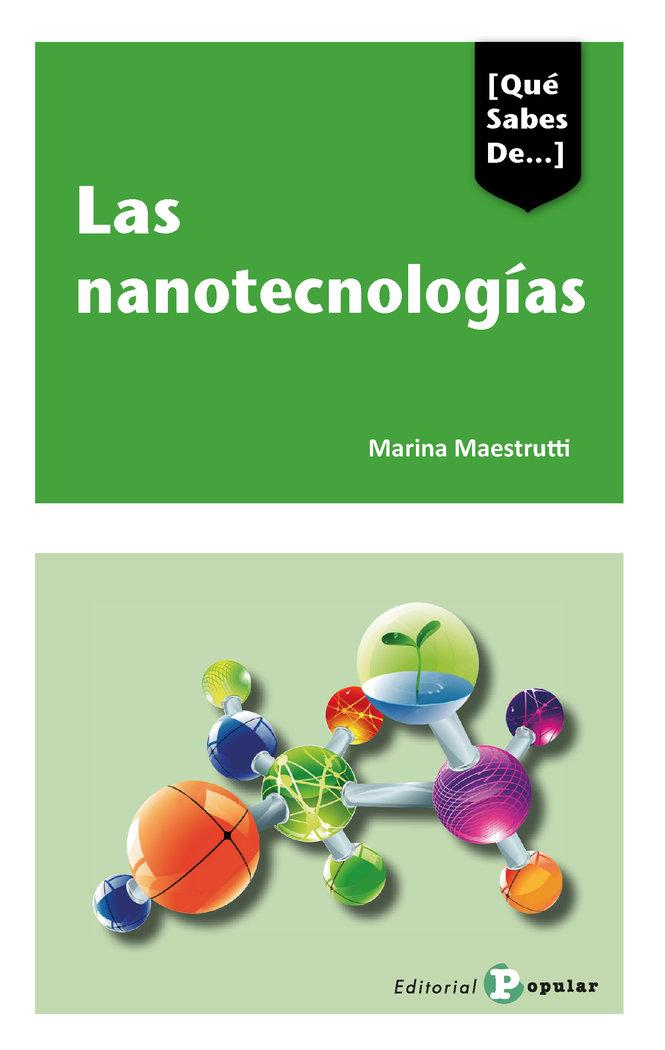 Las nanotecnologias