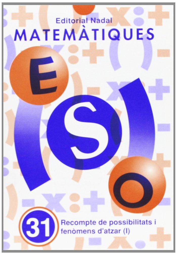 Quadern matematiques 31 eso possibilitats fenomens
