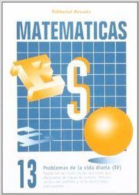Cuaderno matematicas eso 13
