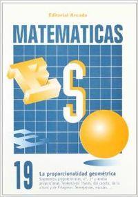 Cuaderno matematicas eso 19
