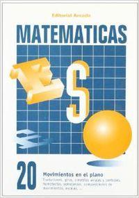 Cuaderno matematicas eso 20