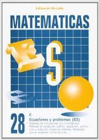 Cuaderno matematicas eso 28