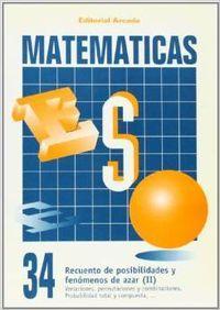 Cuaderno matematicas eso 34