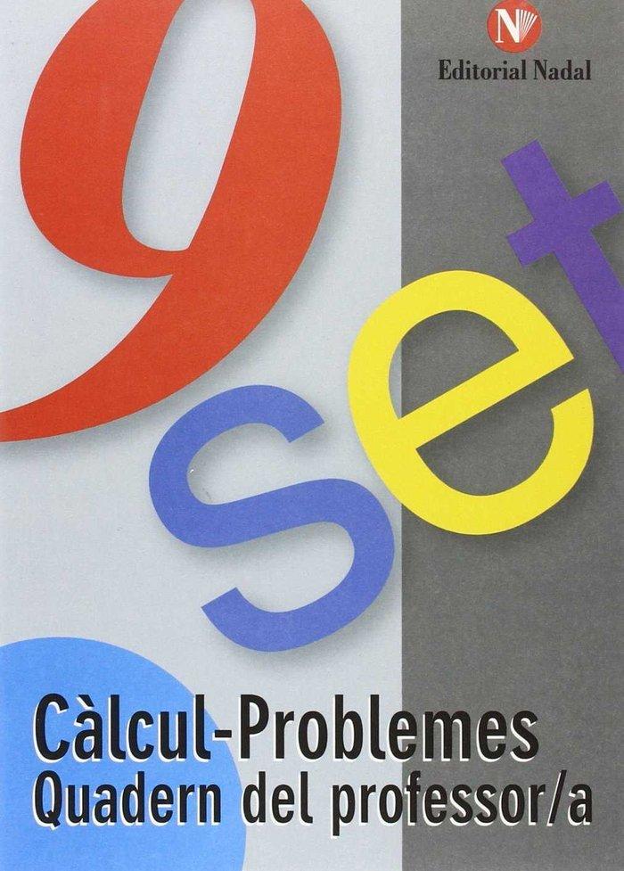 Nou-set calcul problemes 6ºep quadern del professor