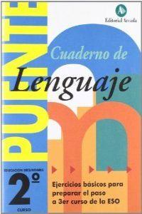 Cuaderno puente lenguaje 2ºeso arcada