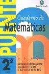 Cuaderno puente matematicas 2ºeso arcada