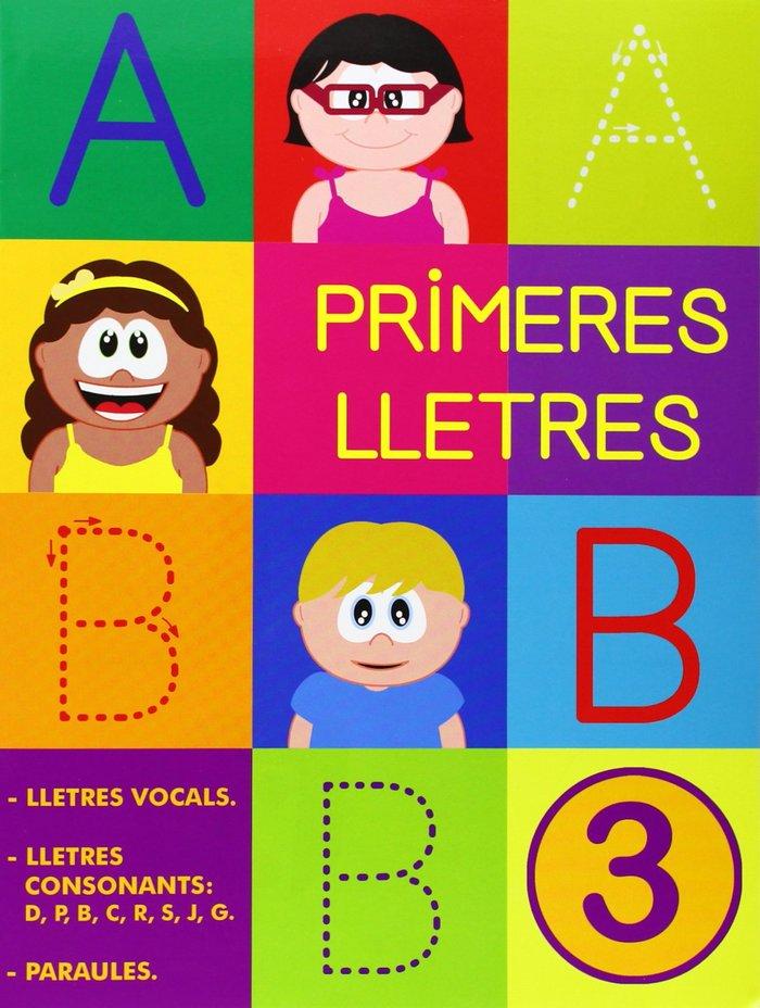 Primeres lletres 3