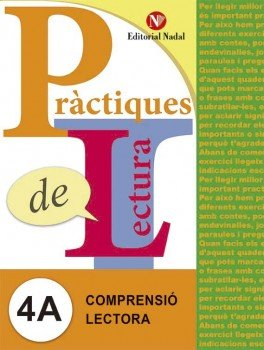 Practiques de lectura 4a 4ºep