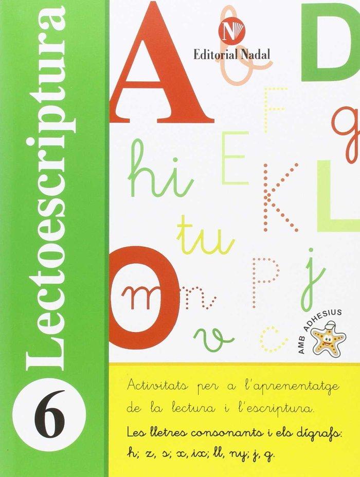 Lectoescriptura 6 ei lletres consonants idi grafs