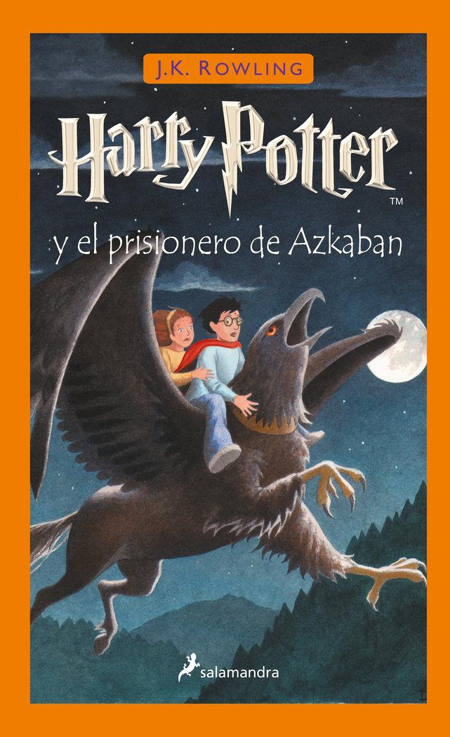 Harry potter 3 el prisionero azkaban