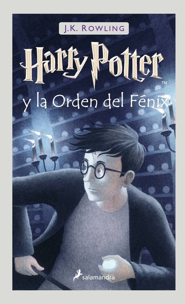 Harry potter v la orden del fenix