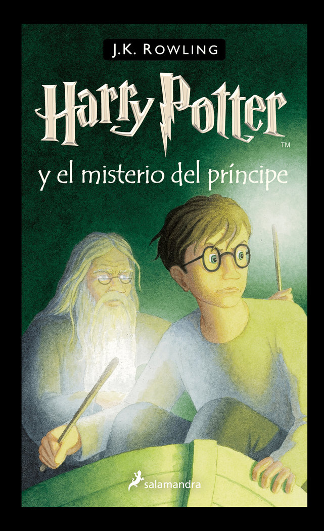 Harry potter vi el misterio del principe