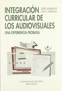 Integracion curricular audiovisuales