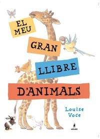 Meu gran llibre d'animals,el