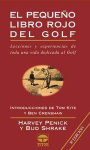 Pequeño libro rojo del golf,el rtca