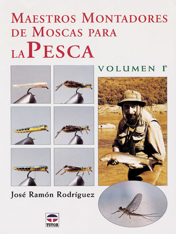 Maestros montadores moscas para la pesca