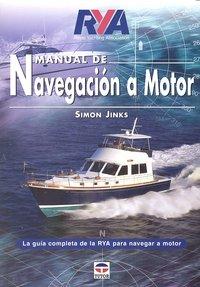 Manual navegacion a motor