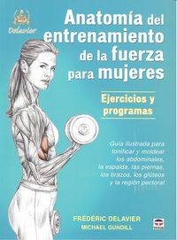 Anatomia del entrenamiento de la fuerza para mujeres